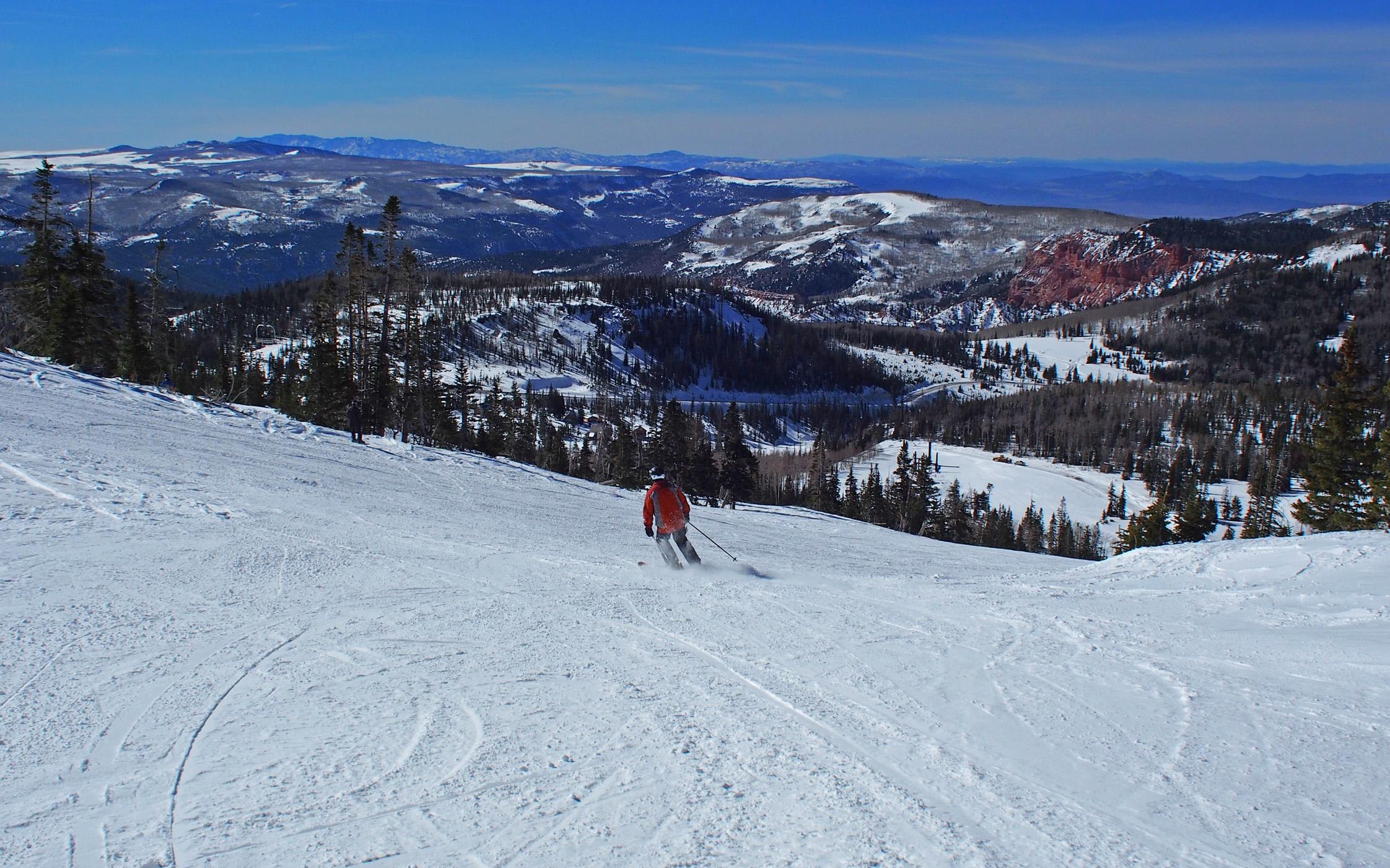 brian head…that other utah ski resort – west-centric